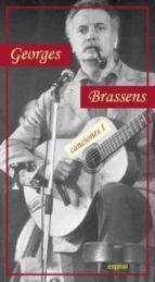 canciones i (georges brassens)-georges brassens-9788424509293