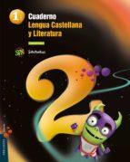 cuaderno cuadrícula - lengua 1-2  superpixépolis cuaderno cuadrícula - lengua 1-1 superpixépolis-9788426392893