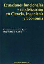 ecuaciones funcionales y modelizacion-enrique reyes castillo ruiz-9788429150193