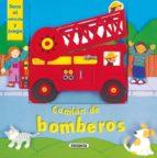 CAMION DE BOMBEROS (SACA EL VEHICULO Y JUEGA)