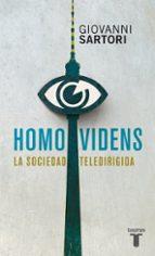 homo videns  (2ª ed.) giovanni sartori 9788430600793