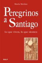 peregrinos a santiago: lo que viven, lo que sienten-maria merino-9788432133893