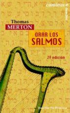 orar los salmos-thomas merton-9788433020093