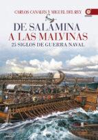 (pe) de salamina a las malvinas carlos canales 9788441436893