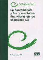 contabilidad y las operaciones financieras en los exámenes (3) 9788445428993