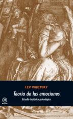 teoria de las emociones: estudio historico psicologico l.s. vigotski 9788446012993