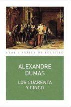los cuarenta y cinco-alexandre dumas-9788446042693