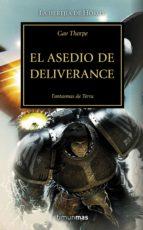 el asedio de deliverance (la herejia de horus, 18)-gav thorpe-9788448003593
