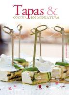 tapas y cocina en miniatura carmen fernandez 9788466227193