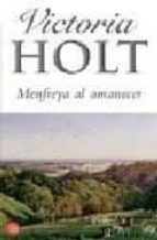 MENFREYA AL AMANECER  PDL MINI  (VICTORIA HOLT) (Punto Mini)
