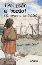 ¡Polizón a bordo!: El secreto de Colón (Literatura Juvenil (A Partir De 12 Años) - Leer Y Pensar-Selección)