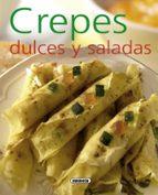 crepes dulces y saladas (el rincon del paladar)-9788467716993