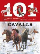 El libro de 101 Coses que hauries de saber sobre els cavalls autor ANAIS PUYGRENIER EPUB!