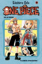 one piece nº 18 eiichiro oda 9788468471693