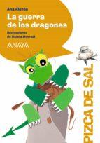 la guerra de los dragones ana alonso 9788469836293