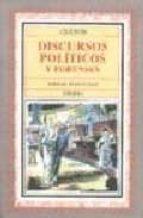 discursos politicos y forenses (3ª ed.)-marco tulio ciceron-9788470821493