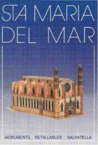 STA. MARIA DEL MAR. MONUMENTS RETALLABLES