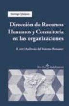 direccion de recursos humanos y consultoria en las organizaciones santiago quijano 9788474269093