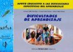 dificultades de aprendizaje. apoyo educativo a las dificultades d e aprendizaje. ed.primaria 7,8 y 9 años antonio valles arandiga 9788479867393