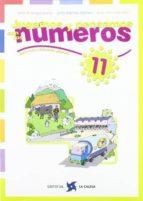 jugamos y pensamos con los numeros nº 11 (sexto curso. educacion primaria) victor m. burgos alonso jaime martinez montero jesus perez gonzalez 9788481051193