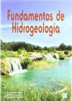 fundamentos de hidrogeologia-p.e. martinez alfaro-9788484762393