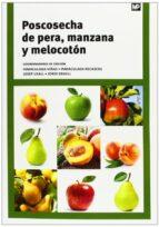 poscosecha de pera, manzana y melocoton-maria inmaculada viñas almenar-josep usall rodie-9788484765493