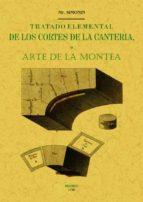 El libro de Tratado elemental de los cortes de cantería o arte de la montea (ed. facsimil) autor SIMONIN PDF!