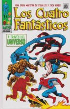 los 4 fantasticos: a traves del universo stan lee 9788490241493