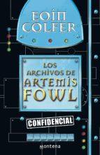 Los archivos de Artemis Fowl: [Confidencial]