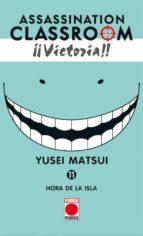 assasination classroom 11: ¡¡victoria!! yusei matsui 9788490945193