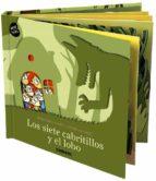 minipops los siete cabritillos y el lobo meritxell marti xavier salomo 9788491011293