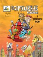 Egiptoarrak espazioan : Faraoiaren hagina - 1