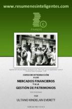 Introducción a los Mercados Financieros y a la Gestión de Patrimonios