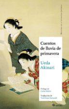 cuentos de lluvia de primavera ueda akinari 9788494016493