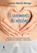 el sentimiento del intestino-leonor martin monge-9788494178993