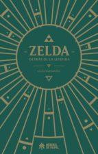 zelda, detras de la leyenda-salva fernandez-9788494714993