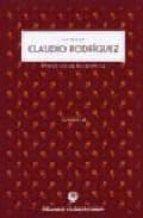 la voz de claudio rodriguez: poesia en la residencia (incluye cd)-claudio rodriguez-9788495078193