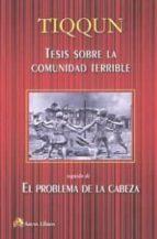 tesis sobre la comunidad terrible-9788495897893