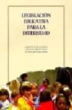 legislacion educativa para la diversidad-9788496094093