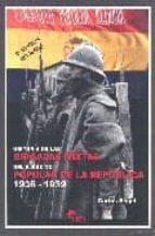 historia de las brigadas mixtas del ejercito popular de la republ ica 1936-1939 (2ª ed.)-carlos engel-9788496170193