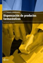 dispensacion de productos farmaceuticos-benito hernandez-9788496334793