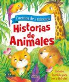 historias de animales (cuentos de 5 minutos)-9788497867993
