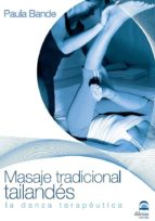 masaje tradicional tailandés (ebook)-paula bande-9788498271393