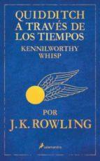 quidditch a traves de los tiempos j.k. rowling 9788498382693
