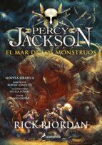 el mar de los monstruos (percy jackson y los dioses del olimpo ii )-rick riordan-9788498387193