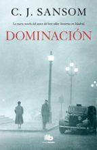 dominacion-c. j. sansom-9788498729993