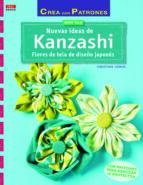 nuevas ideas de kanzashi: flores de tela de diseño japones-christiane hubner-9788498744293
