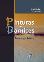 PINTURAS Y BARNICES (EBOOK)