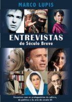 entrevistas do século breve (ebook)-9788873044093