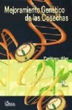 mejoramiento genetico de las cosechas-john milton poehlman-david allen sleper-9789681853693